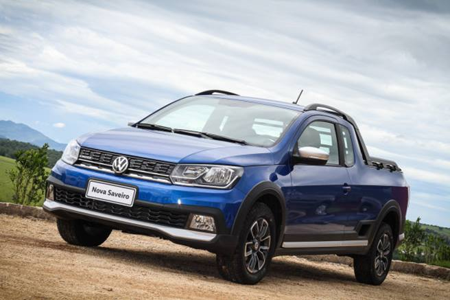 Volkswagen Saveiro Cross 2018